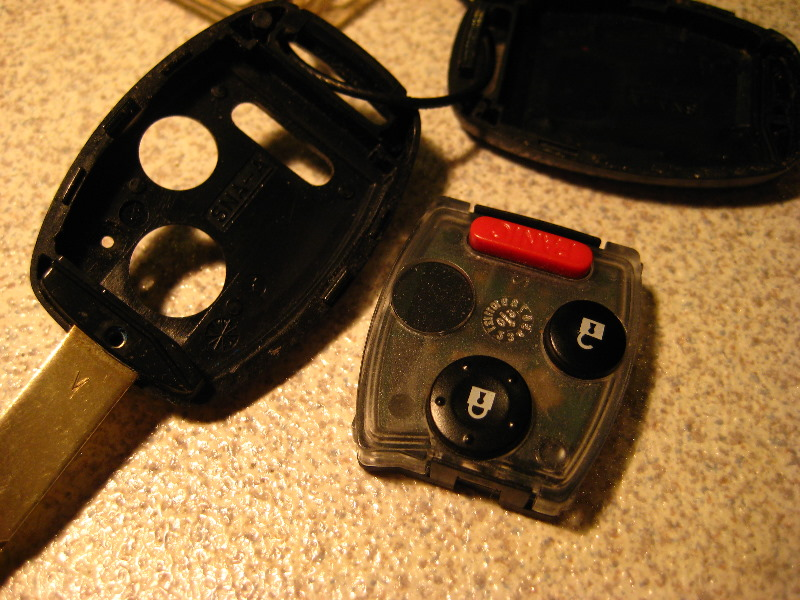 Honda Civic Key Fob >> Civic Key Fob Battery Replacement Guide 007
