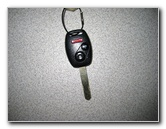 2006 honda key fob battery size