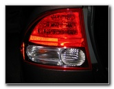 Honda Civic Tail Light Bulbs Replacement Guide - 8th ...