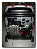 Honda EU3000is Generator Maintenance Guide