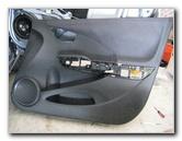 Honda Fit Jazz Front Door Panel Removal Amp Speaker