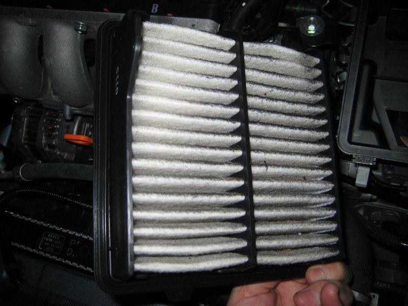 Engine air filter honda fit