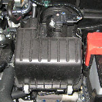 Honda Fit Engine Air Filter Replacement Guide