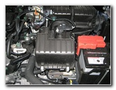 Honda Fit (Jazz) Engine Air Filter Replacement Guide