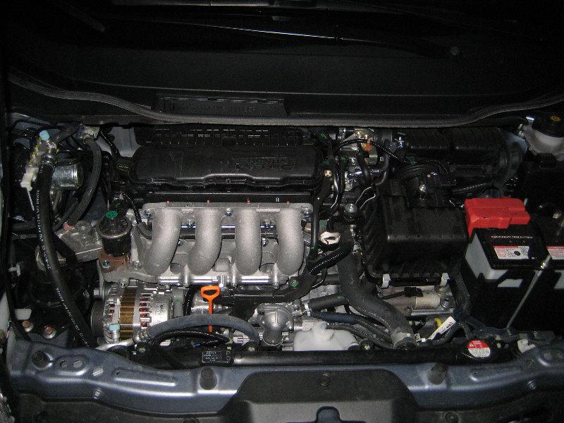 Замена двигателя хонда фит своими руками 66