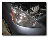 Honda Fit Headlight Bulbs Replacement Guide