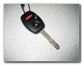 Honda Fit Key Fob Battery Replacement Guide