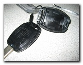 Honda Fit Key Fob Remote Control Battery Replacement Guide ...