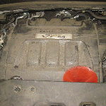 2005-2010 Honda Odyssey 3.5L V6 Engine Oil Change Guide