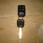 2005-2010 Honda Odyssey Key Fob Battery Replacement Guide