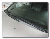 2005-2010 Honda Odyssey Windshield Window Wiper Blades Replacement Guide
