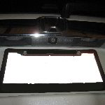 2009-2015 Honda Pilot License Plate Light Bulbs Replacement Guide