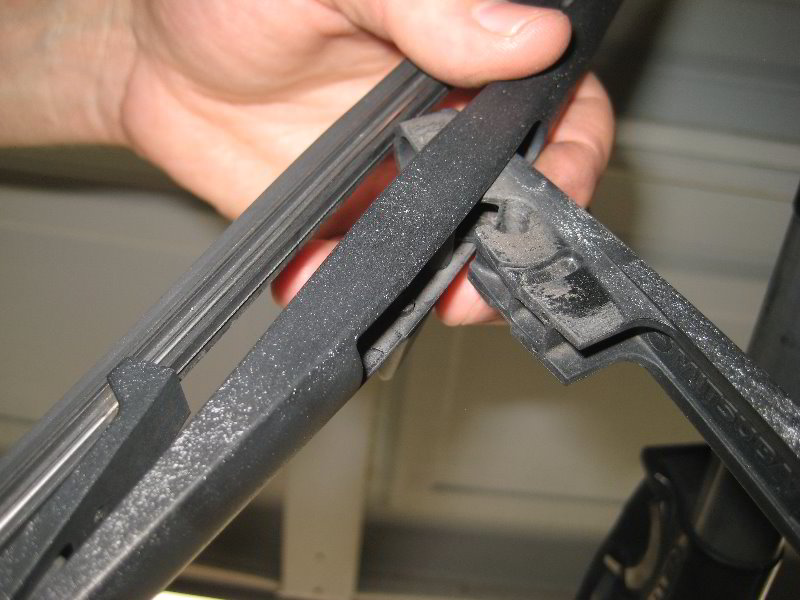 Anco Wiper Blades >> Honda pilot replacement of rear wiper blade