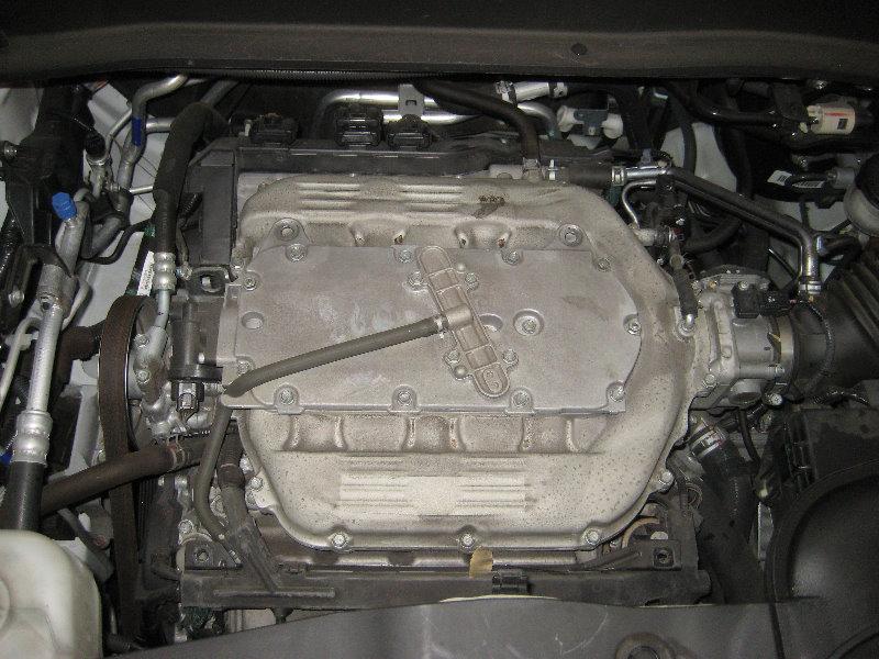 Honda Pilot V Engine Pcv Valve Replacement Guide
