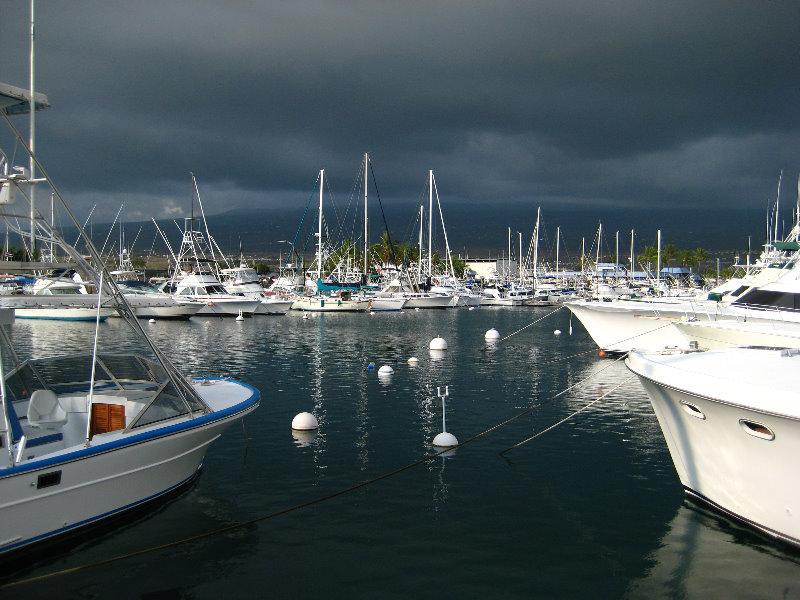 Boats Hawaii Big Island