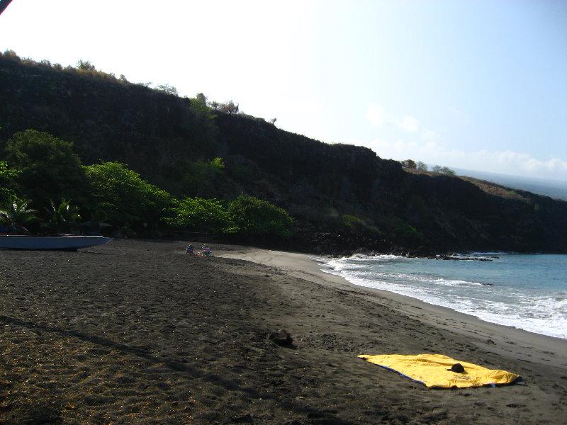 Hookena Big Island Hawaii
