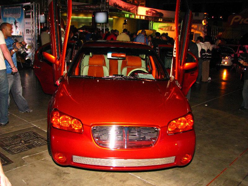 Miami Beach Convention Center Car Show