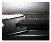 How To Reattach Car Door Molding Or Body Trim With 3m