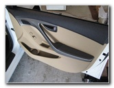 Hyundai Elantra Door Panel Removal & Speaker Replacement Guide