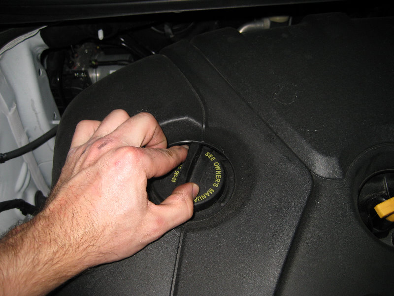 how to change engine air filter hyundai elantra 2013