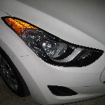 Hyundai Elantra Headlight Bulbs Replacement Guide