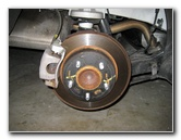 Hyundai Elantra Rear Brake Pads Replacement Guide 5th Generation