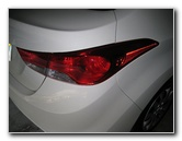 Hyundai Elantra Tail Light Bulbs Replacement Guide
