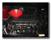 Hyundai Santa Fe Engine Oil Change Guide