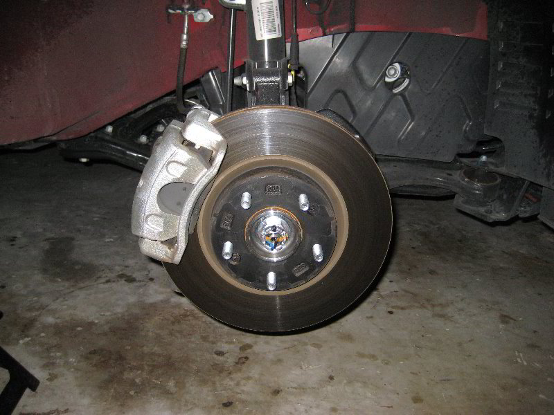 Change Front Break Pads On A 2000 Hyundai Accent
