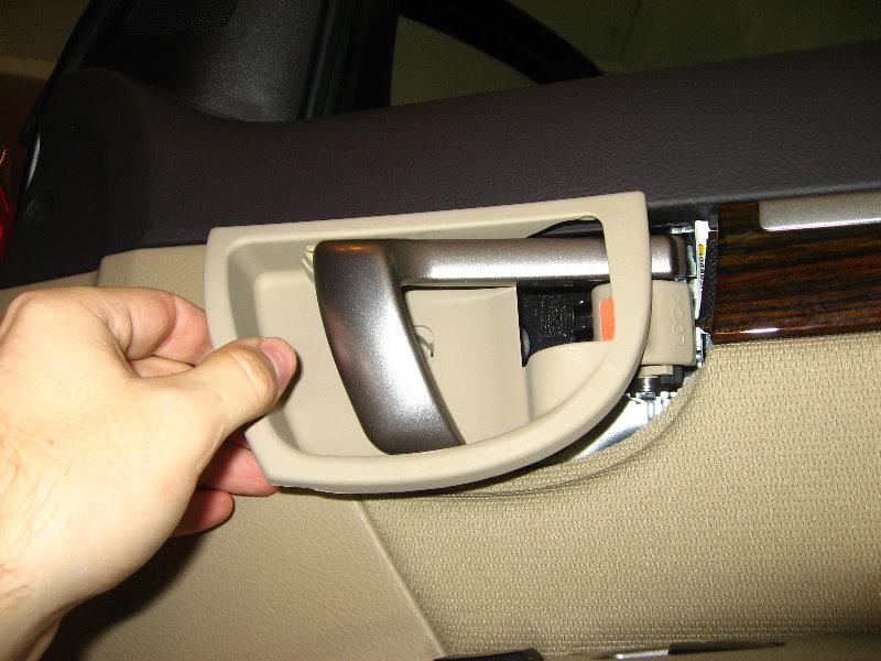 Service Manual How To Remove 2012 Hyundai Santa Fe Door Handle Hyundai Santa Fe Front Door