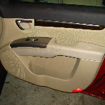 Hyundai Santa Fe Front Door Panel Removal Guide