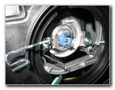 Hyundai Santa Fe Headlight Bulbs Replacement Guide Low