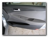 Hyundai Sonata Door Panel Removal Guide