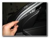 Hyundai Sonata Door Panel Removal Speaker Replacement Guide 2011 2012 2013 Model Years