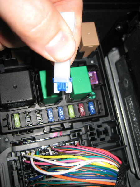 hyundai sonata electrical fuse replacement guide 009. Black Bedroom Furniture Sets. Home Design Ideas