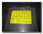 2011 sonata fuse box hyundai sonata electrical fuse replacement guide 2011  2012  hyundai sonata electrical fuse