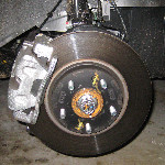 Hyundai Sonata Front Brake Pads Replacement Guide