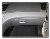 Hyundai Sonata Cabin Air Filter Element Cleaning