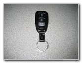 Hyundai Sonata Key Fob Battery Replacement Guide