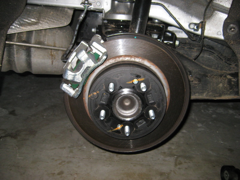 search results hyundai sonata rear brake pads replacement