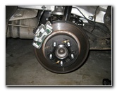 Hyundai Sonata Rear Brake Pads Replacement Guide