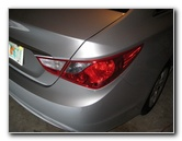 Hyundai Sonata Tail Light Bulbs Replacement Guide