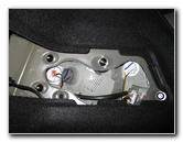 Hyundai Sonata Tail Light Bulbs Replacement Guide Brake
