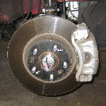 Hyundai Tucson Front Brake Pads Replacement Guide