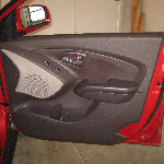 Hyundai Tucson Interior Door Panel Removal Guide