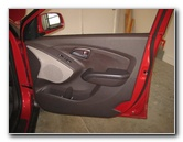 Hyundai Tucson Interior Door Panels Removal Guide 2010 To 2015 Model Years Picture