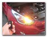 Hyundai Tucson Key Fob Battery Replacement Guide