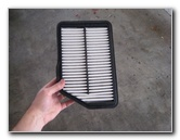 Hyundai Tucson Engine Air Filter Replacement Guide