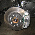 2012-2017 Hyundai Veloster Front Brake Pads Replacement Guide