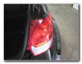 Hyundai Veloster Tail Light Bulbs Replacement Guide 2012